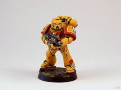 """Imperial Fists"" 