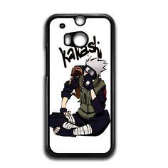 Kakashi Hatake Naruto For HTC One M8 Case