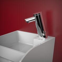 Urinal sink combo