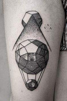 [#Art] Les superbes tatouages d'Andrey Svetov
