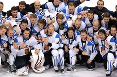 Ice Hockey Team Finland