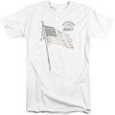 Army - Tristar Adult Tall Fit T-Shirt