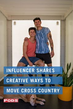 They made two cross-country moves in less than three years and still had fun. Read their story and get creative tips on how to make your long-distance move. Moving Hacks, Moving Tips, Pods Moving, Moving Cross Country, Moving Checklist, Packing To Move, Fun Adventure, Moving And Storage