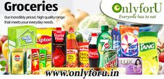 Buy all #groceries in #onlyforu #online at best prices and get them delivered at your doorstep. For more info visit us @ https://goo.gl/C1XSq7 #readytoeat #personalcare #organicstaples #freshvegetables #ComboOffers #Nonveg