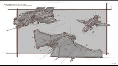 looking forward to rogue one and wanted to try something that could fit in a galaxy far, far away. Spaceship Drawing, Spaceship Craft, Spaceship Interior, Alien Spaceship, Spaceship Design, Spaceship Concept, Robot Design, Sci Fi Ships, Cool Sketches