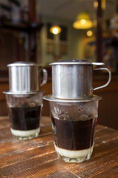 ☜♥☞ café - Vietnamese chalky coffee