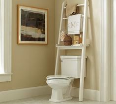 Over-the-Toilet Ladder | Pottery Barn