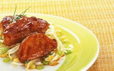 Perfectly-Marinated Pork Steaks Recipe - Chinese Dish