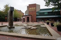 Museum place, Salem, USA