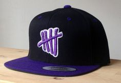 5 Seconds of Summer Snapback Cap.  Choose your colour by SnappyD, $22.00