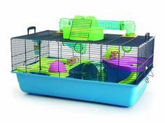 Lixit Animal Care Savic Hamster Heaven Metro Cage, http://www.amazon.com/dp/B003QRPAR2/ref=cm_sw_r_pi_awdm_nhBDvb1BECA1T
