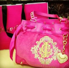 Juicy Couture Juicy Couture Purse ed9d4dab2193f