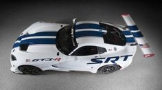 A New V-10 Powered SRT Viper GT3-R Is Ready