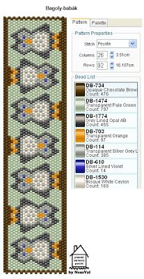 Peyote owl pattern (would change the colors) Bead Loom Bracelets, Peyote Bracelet, Beaded Bracelet Patterns, Peyote Beading, Owl Bracelet, Peyote Stitch Patterns, Seed Bead Patterns, Beading Patterns, Beading Tutorials