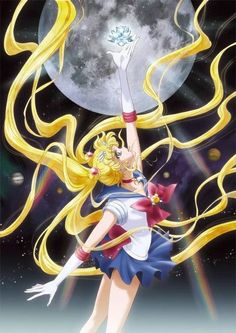 Title and key visual art for new 'Sailor Moon' anime revealed | tokyohive.com