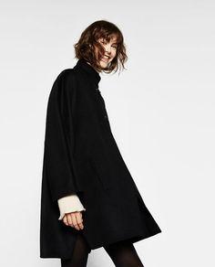 CAPE COAT from Zara