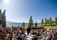 Tahoe Wedding Venues: Vahalla Estate, Edgewood, Tunnel Creek Lodge, Ehrman Mansion, Zephyr Cove Resort