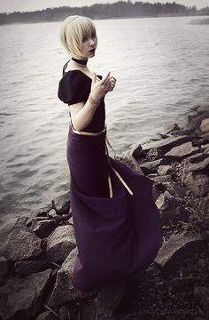 Rose Lalonde - Homestuck cosplay