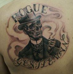 Jason Butcher Tattoo