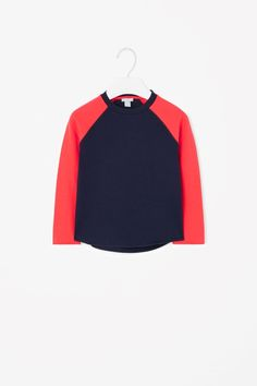 COS - Block-colour long sleeve top