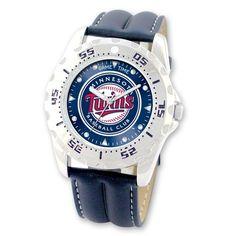 Mens MLB Minnesota Twins Champion Watch Jewelry Adviser Mlb Watches. $44.00. Save 60% Off!