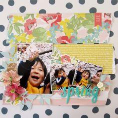 『Spring』by Miyuki Kawakami