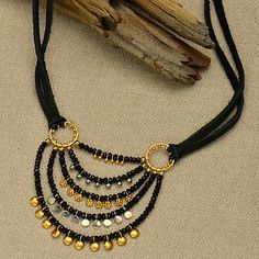 silver spacers, silver dangles, gold spacers, gold dangles, jewelry links, leather cord, leather for jewelry