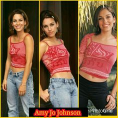 Amy Jo Johnson 2/29/2016 ®....#{T.R.L.}