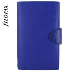 Filofax Calipso Compact Bright Blue