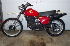Honda MR250 -Desert Fun Until Stolen from my carport in Phoenix...Dang it! Google Search