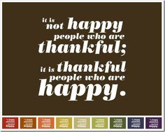 It is thankful people who are happy printable art print freebie. resize for project life.