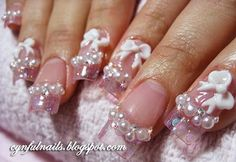 Fancy Nail Art Designs With Ties ‹ ALL FOR FASHION DESIGN
