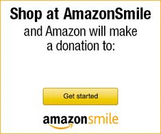 Set American Bulldog Rescue as your charity on Amazon Smile (then shop from http://smile.amazon.com) and a portion of eligible purchases comes our way through an Amazon donation. It doesn't cost you more money. It's simply Amazon being completely generous. And you can continue to use your Amazon Prime membership.