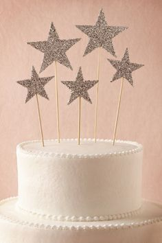 I love the idea of a celestial birthday party. Perhaps for baby girl someday?