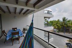 Balcón en Apartamento 403  para alquolar en varias temporadas