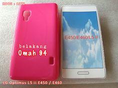 Kode Barang 1872 Jual Silikon Soft Case LG Optimus L5 ii E450 E460 Merah Hati (Pink) | Toko Online Rame - rameweb