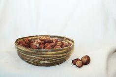 Kanelstrand: Weekend DIY: Yarn Bowl