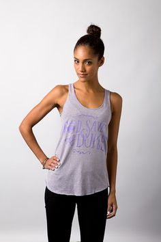 This will be mine, oh yes!  God Save the Duke (Lavender Tank)