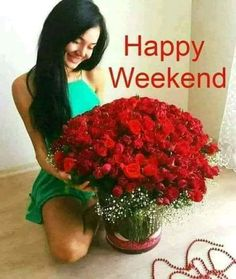 Happy Weekend Images, Morning Pictures, Pink