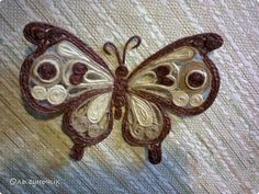 How to Make Beautiful Filigree Butterfly with Yarn | iCreativeIdeas.com Follow Us on Facebook --> https://www.facebook.com/iCreativeIdeas