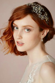 penteados para casamentos na primavera publicado no blog de casamento Colher de Chá Noivas
