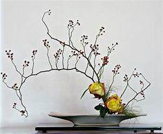 Ikebana – Japanese Flower Arrangements – Web Design Blog