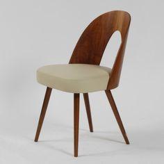 Located using retrostart.com > Dinner Chair by Antonin Šuman for Tatra Nabytok NP