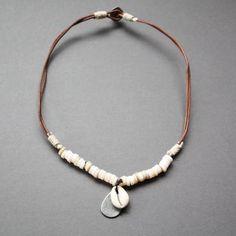 Necklaces for Men | Details about NEW Leather Men's Metal Surfer Necklace Choker Pendant … http://www.vanasjewelry.com/shop/