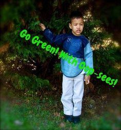 Go Green in Bursting Blueberry!