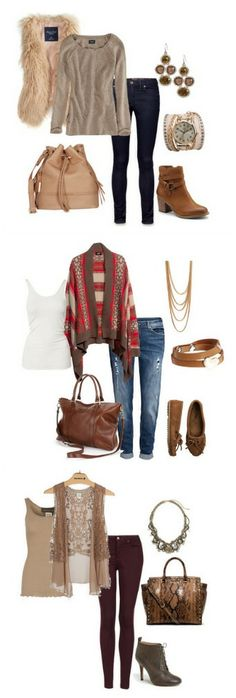 Thanksgiving Day Looks #fashion #style