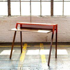 $509 | Cant Desk Orange