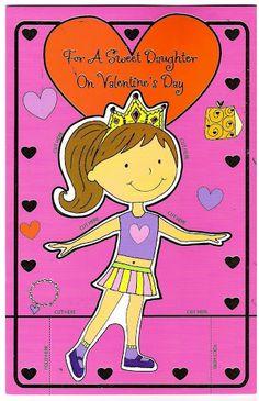 Valentine PD's Card - Carol Starks - Álbumes web de Picasa