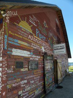 Door County, Wisconsin - Anderson's Dock - Ephraim Door County Wisconsin, Sturgeon Bay, Amazing Pictures, Weekend Getaways, Vacation Ideas, Barns, The Great Outdoors, Trips, Scenery