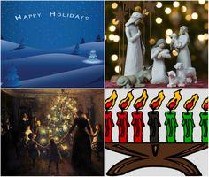 Motivation Mondays: HOLIDAY SPIRIT - Images of the Holiday Spirit